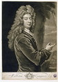 William Congreve 1670-1729 2 - (after) Kneller, Sir Godfrey