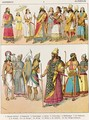 Assyrian Dress - Albert Kretschmer