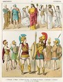 Greek Religious and Military Dress - Albert Kretschmer