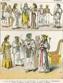 Egyptian Dress - Albert Kretschmer