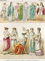 Greek Theatrical Dress - Albert Kretschmer