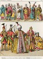 Moorish and Turkish Dress - Albert Kretschmer
