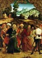 The Arrest of St Peter and St Paul - Hans Suess Kulmbach