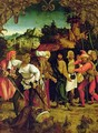 The Beheading of St. Paul - Hans Suess Kulmbach