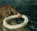 Man Overboard - Christian Krohg