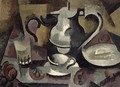 Still Life with Three Handles - Roger de La Fresnaye