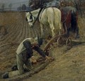 The Last Furrow - Henry Herbert La Thangue