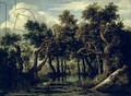 Landscape with an Oak - Jan van Goyen
