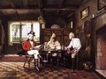 Tavern Interior - Arthur Longlands Grace