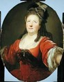 Portrait of the Actress Friederike Seyler 1738-89 - Anton Graff