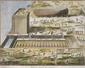 Naval dockyard - (after) Goussier, Louis-Jacques