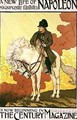 Reproduction of a poster advertising A New Life of Napoleon - Eugene Grasset