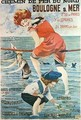 Poster advertising the seaside resort of Boulogne sur Mer - Henri (Boulanger) Gray