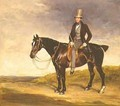 John Hay Mackenzie on his Dark Bay Cob - Sir Francis Grant