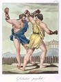 Gladiators from Antique Rome - (after) Grasset de Saint-Sauveur, Jacques