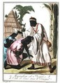 Marabout from Saint Louis Senegal - (after) Grasset de Saint-Sauveur, Jacques