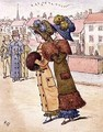 Out for a Walk - Kate Greenaway