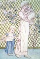 Mother and Child - Kate Greenaway