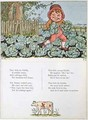 A Goblin Stealing Cabbages - Kate Greenaway
