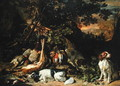 Rewards of the Hunt - Adriaen de Gryef