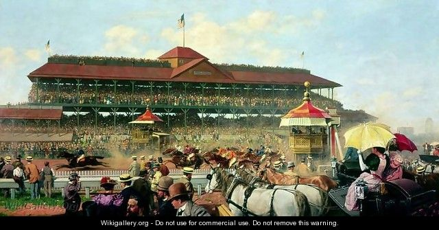 The American Derby Chicago - Theodor Groll
