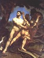 Hercules and Diomedes - Antoine-Jean Gros