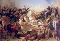 The Battle of the Pyramids - Antoine-Jean Gros