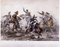 Heroic incident during the Piedmontese campaign of the Italian war of Independence in 1848 - Stanislas Grimaldi del Poggetto