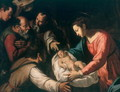 Adoration of the Shepherds - Giovanni Francesco Guerrieri
