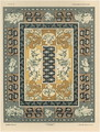 Decorative patterns plate 36 from Fantaisies decoratives - (after) Habert-Dys, Jules-Auguste