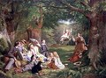 The Picnic - Thomas P. Hall