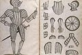 Suit of armour for Sir Henry Lee from An Elizabethan Armourers Album 2 - Jacobe Halder