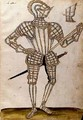 Suit of Armour for Mr Sfionner - Jacobe Halder