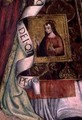 Detail from the Lukarevic triptych - Mihajlo Hamzic