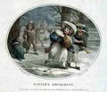 Winters Amusement - William Hamilton