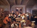A Happy Party - Jan or Johannes Hals