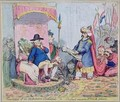 Presentation of Mahometan Credentials or The Final Resource of the French Atheist - James Gillray