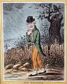 Raw Weather - James Gillray