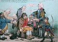 Dr Sangrado curing John Bull of Repletion - James Gillray