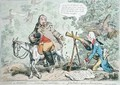 Begging no Robbery ie Voluntary Contribution or John Bull escaping a Forced Loan - James Gillray