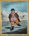Fine Bracing Weather - James Gillray