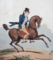 How to break in my own Horse - James Gillray