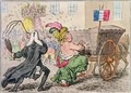 Discipline a la Kenyon - James Gillray