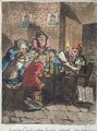 London Corresponding Society alarmd or Guilty Conscience 2 - James Gillray