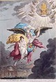 The Guardian Angel - James Gillray