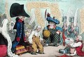 Lilliputian Substitutes Equipping for Public Service - James Gillray