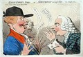 Scotch Harrys News or Nincumpoop in high Glee - James Gillray