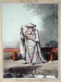 Member of the High Court of Justice - James Gillray