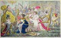 A March to the Bank 2 - James Gillray
