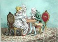 Push Pin - James Gillray